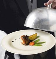 Porzellangeschirr für Hotel und Gastronomie